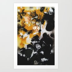 The Unrest Art Print