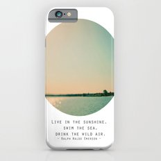 Swim The Sea iPhone 6 Slim Case