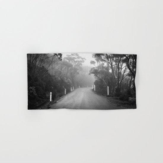 Mount Wellington Misty Road Hand & Bath Towel