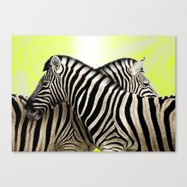 ISA VIBE Canvas Print
