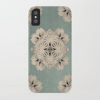 cyberpunk iPhone & iPod Cases featuring Ancient Calaabachti Filigrane by Obvious Warrior