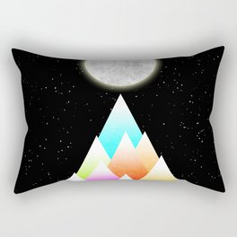 Stars Night Rectangular Pillow