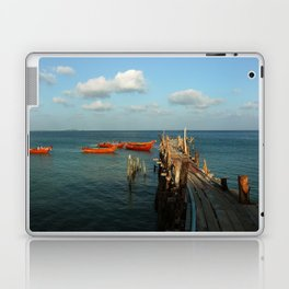 Koh Samet Jetty Laptop & iPad Skin