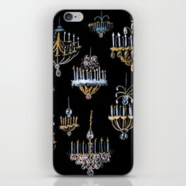Hall of Mirrors iPhone Skin