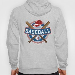 Baseball Bat Player Ball Support Game Sports Baseball Enthusiast  Hoody