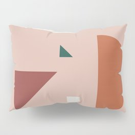 Abstract Geometric 31 Pillow Sham