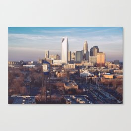 Queen City Canvas Print