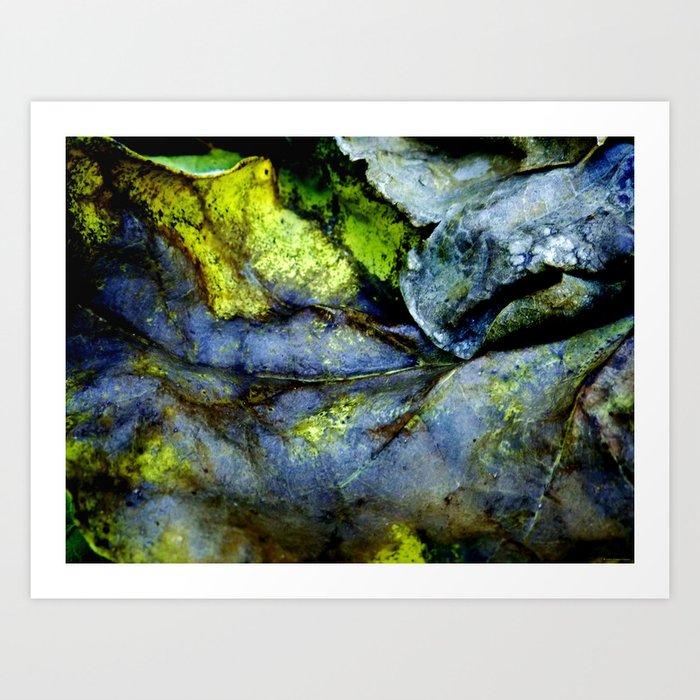 """""""Dead Fall"""" Art Print"""