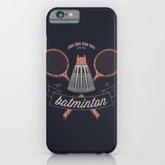 Nah Nah Batminton Slim Case iPhone 6s