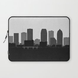 City Skylines: Tampa Laptop Sleeve