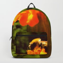 bee of autumn Backpack