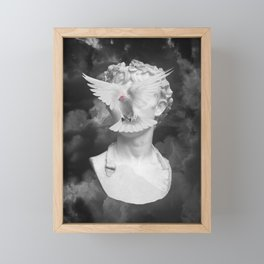 Esprit libre Framed Mini Art Print