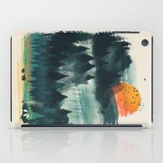 Wilderness Camp iPad Case