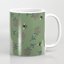 Confetti Bush Print Coffee Mug