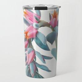 Succulent Cluster Travel Mug