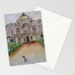 Bellas Artes Stationery Cards