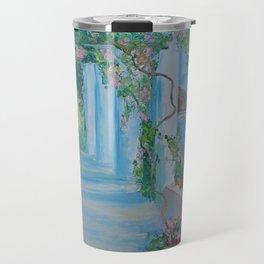 Mediterranean motif Travel Mug