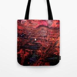 Dark  Sea Symphony Tote Bag