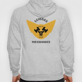 ratchet and clank mechanics Hoody