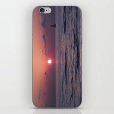 sunset iPhone Skin
