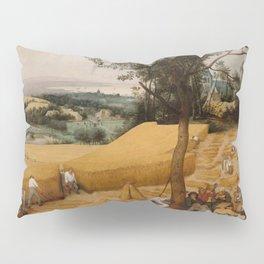 THE HARVESTERS, by Pieter Bruegel the Elder, 1565 Pillow Sham