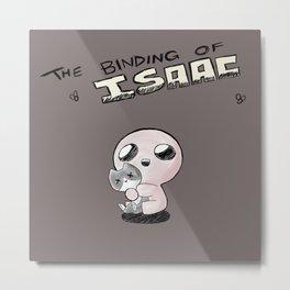 Binding of isaac Metal Print