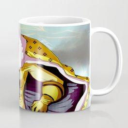 Electrifying Gold Queen Coffee Mug