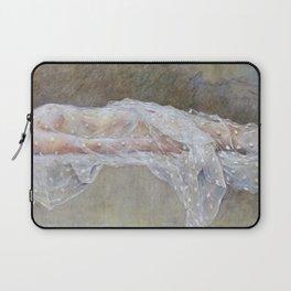 12,000pixel-500dpi - Bela Cikos Sesija - Dead Guard Study - Digital Remastered Edition Laptop Sleeve
