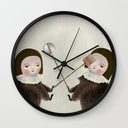rivals Wall Clock