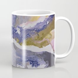 Liquid Rainbow Mountain Stream Coffee Mug