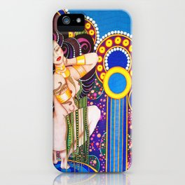 African Klimt iPhone Case