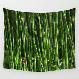 Tall Grassy Straws  Wall Tapestry