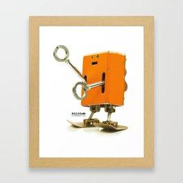 PATO Framed Art Print