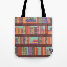Books II Tote Bag