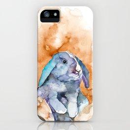 BUNNY#9 iPhone Case