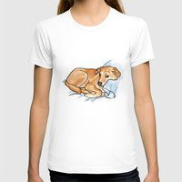 leo T-shirts featuring Leo by Ken Coleman