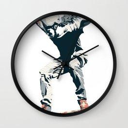 Skater 2 Wall Clock