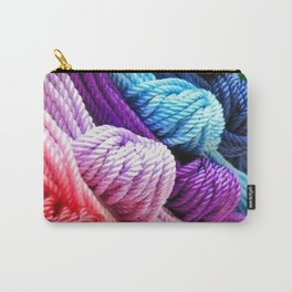 LIFE IS SO COLORFUL Carry-All Pouch
