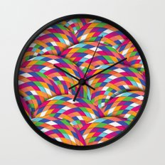 Joyful Wall Clock