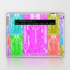 Seven Papal Army Laptop & iPad Skin