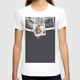 Polaroids T-shirt