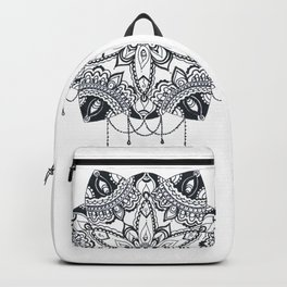Bejewelled Backpack