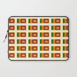 flag of sri lanka- ශ්රී ලංකා,இலங்கை, ceylon,Sri Lankan,Sinhalese,Sinhala,Colombo. Laptop Sleeve