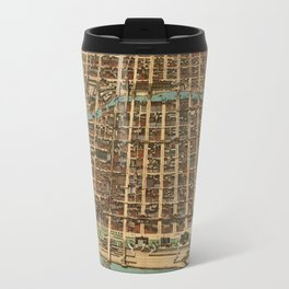 Chicago 1898 Travel Mug