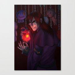 Sadistic Canvas Print