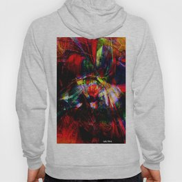 """ An atom is enough for disturbing the eye of the spirit. "" Hoody"