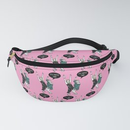 Turtle Time Fanny Pack