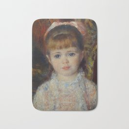 Pink and Blue, the Cahen d'Anvers Girls Bath Mat