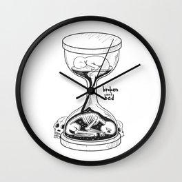 Sandclock Wall Clock