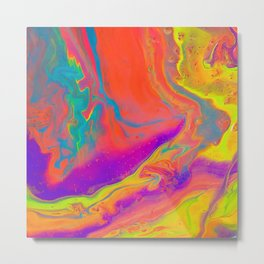 Psychedelic dream Metal Print